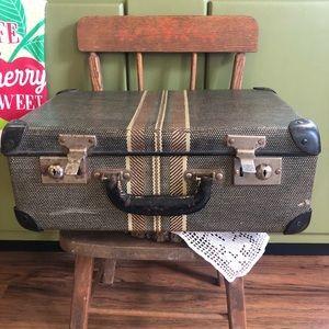 Rustic Suitcase
